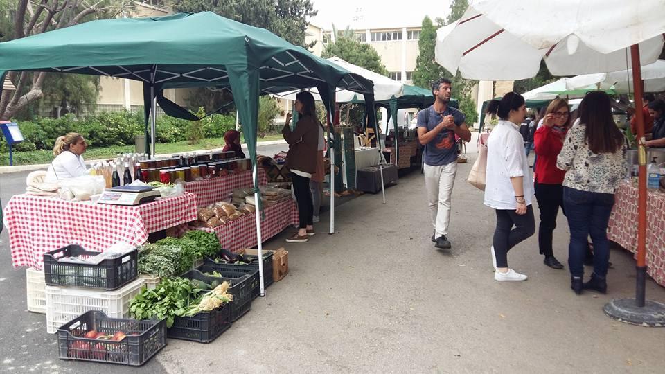 """سوق المزارعين """"سوق ع السوق"""" لتشجيع صغار المزارعين والمنتجين"""